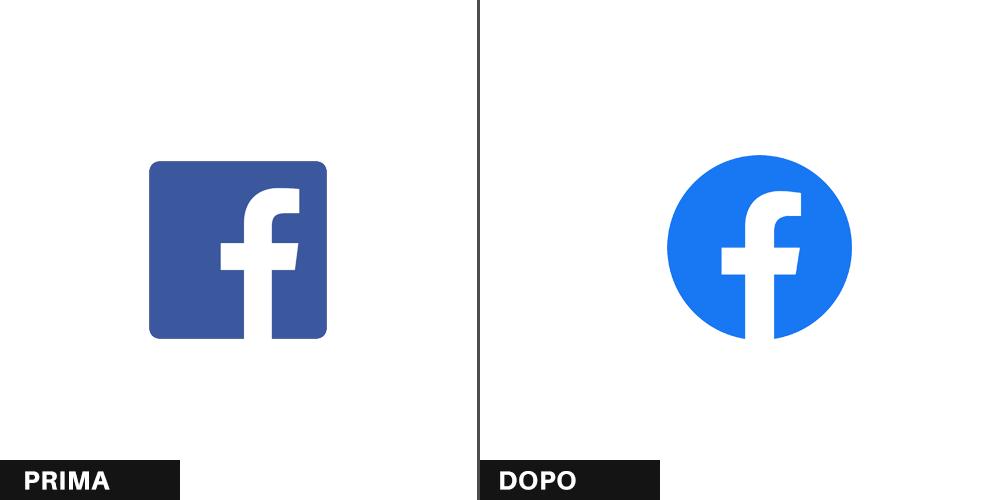 prima dopo facebook