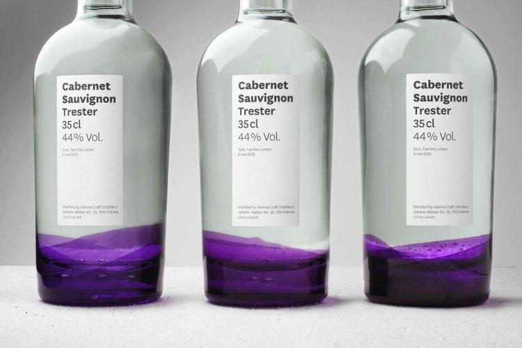 tre bottiglie