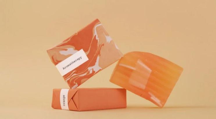 saponette arancio