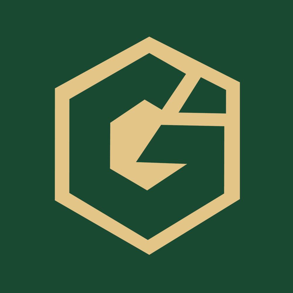 esagonale verde IRELAND