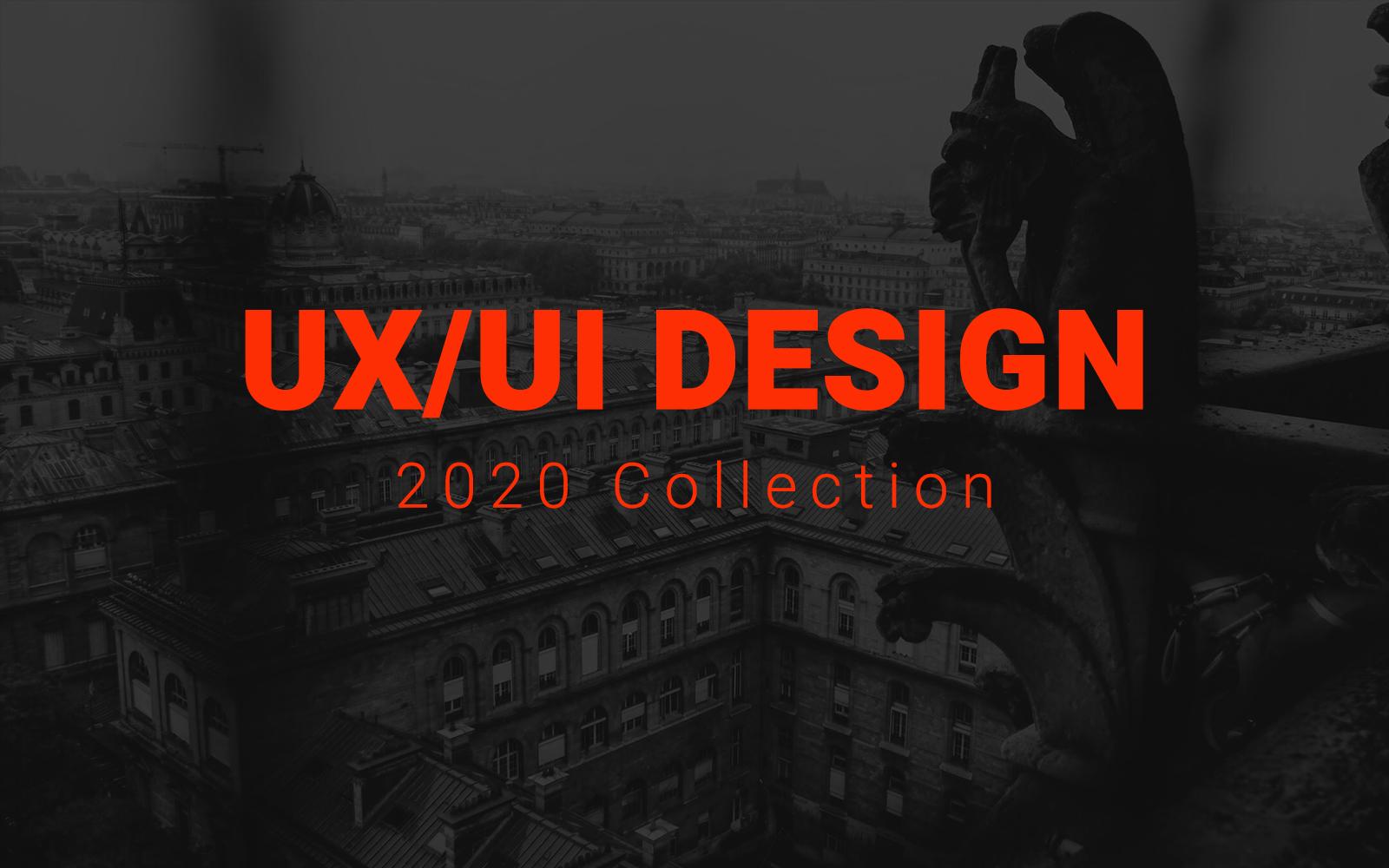 ux ui design 2020